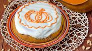 Фото рецепта Тыквенный кекс в мультиварке
