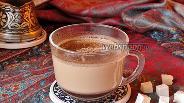 Фото рецепта Кофе со специями на молоке в турке