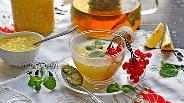 Фото рецепта Имбирно-цитрусовый мёд
