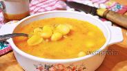 Фото рецепта Фасолевый суп с квашеной капустой по-венгерски