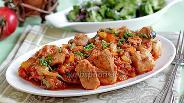 Фото рецепта Курица по-грузински