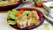 Фото рецепта Морской окунь по-деревенски