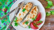 Фото рецепта Баклажаны с Сулугуни