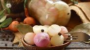 Фото рецепта Маринованный лук на зиму