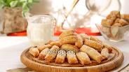 Фото рецепта Сахарное печенье «Дамские пальчики»