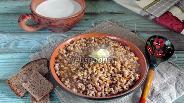 Фото рецепта Гречка с овощами в мультиварке