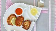 Фото рецепта Котлеты из кальмаров
