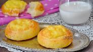 Фото рецепта Ватрушки с сыром