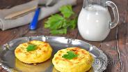 Фото рецепта Ватрушки картофельные с сыром