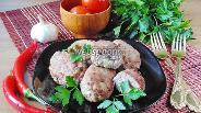 Фото рецепта Зразы с луком