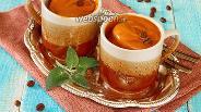 Фото рецепта Кофейно-сметанные кексы в микроволновке