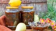 Фото рецепта Варенье из груш с лимоном