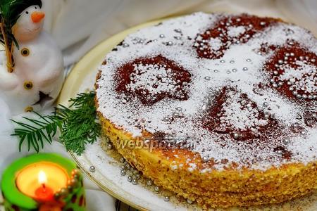 Пряник-торт на Адвент