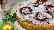 Фото рецепта Пряник-торт на Адвент