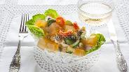 Фото рецепта Салат оливье классический