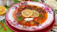 Фото рецепта Солянка с картошкой