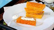 Фото рецепта Морковная запеканка