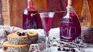 Фото рецепта Наливка из чёрной смородины