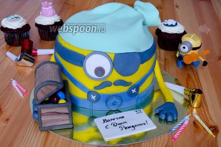 Торт «Миньон»