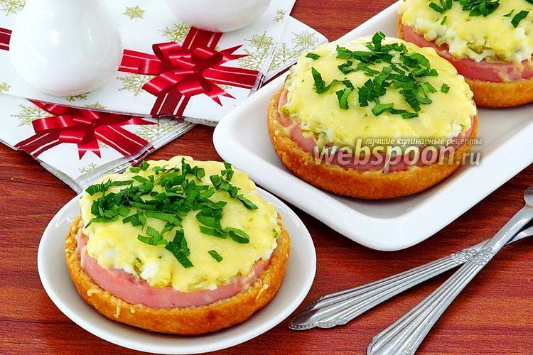 праздничные рецепты бутербродов с фото