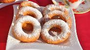 Фото рецепта Воздушные пончики