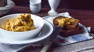 Фото рецепта Яичный паштет с печенью трески