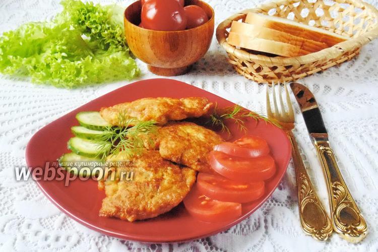 рецепт приготовления куриных отбивных в пароварке