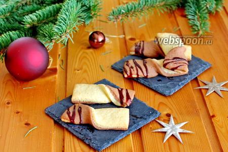 Печенье «Бантики»