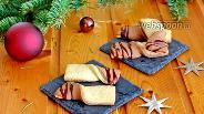 Фото рецепта Печенье «Бантики»