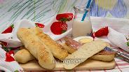 Фото рецепта Хлебные палочки