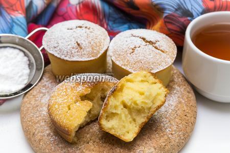 Фото рецепта Ванильные кексы