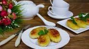 Фото рецепта Картофельные зразы с колбасой