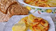 Фото рецепта Картофель по-старомодному (Potatoes Antico Modo)