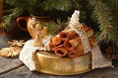 Печенье «Палочки корицы»