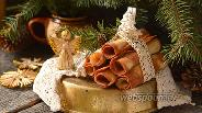 Фото рецепта Печенье «Палочки корицы»
