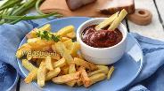Фото рецепта Картофель фри в мультиварке