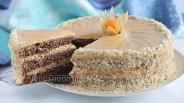 Фото рецепта Торт «Мираж»