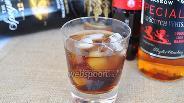 Фото рецепта Коктейль Виски Кола