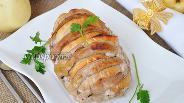 Фото рецепта Свинина гармошкой