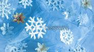 Фото рецепта Безе «Снежинки»
