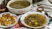 Фото рецепта Суп с маслятами