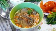 "Фото рецепта Суп из груздей ""Груздянка"""