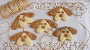 Фото рецепта Печенье «Тузик»