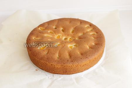 Мандариновый пирог. Видео-рецепт
