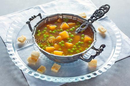 Суп из репы от Антонина Карема