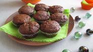 Фото рецепта Маффины с шоколадными чипсами