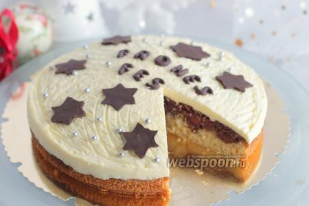 Торт «Звёзды»