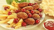 Фото рецепта Куру кёфте — котлеты по-турецки