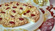 Фото рецепта Итальянский пирог Сбризолона