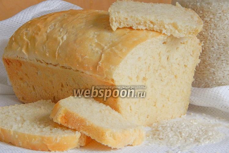 Фото Хлеб с рисовой кашей